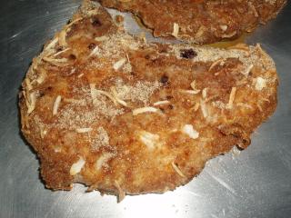 oven fried pork chops
