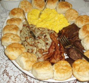 southern breakfast