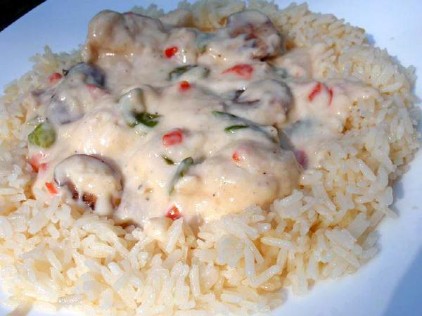 chicken ala king recipe