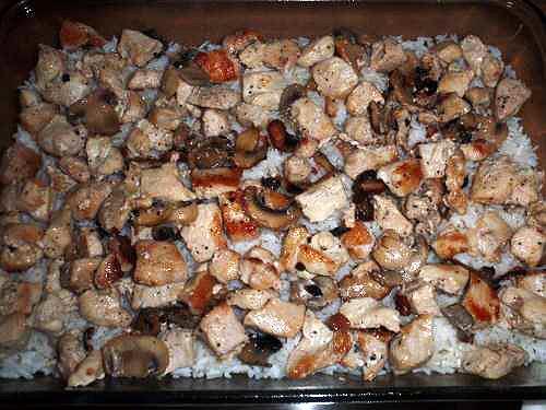 Recipe for Poppy Seed Chicken