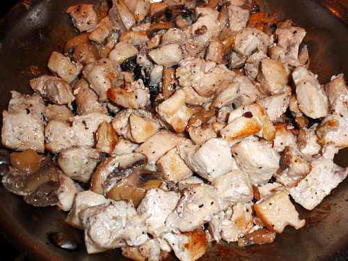 Recipe for Poppy Seed Chicken
