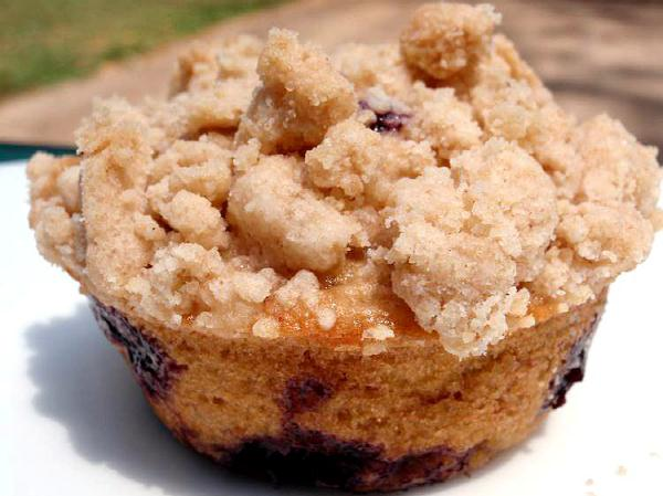 recipe for blueberry muffins
