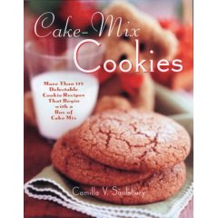 cake mix cookie cookbook