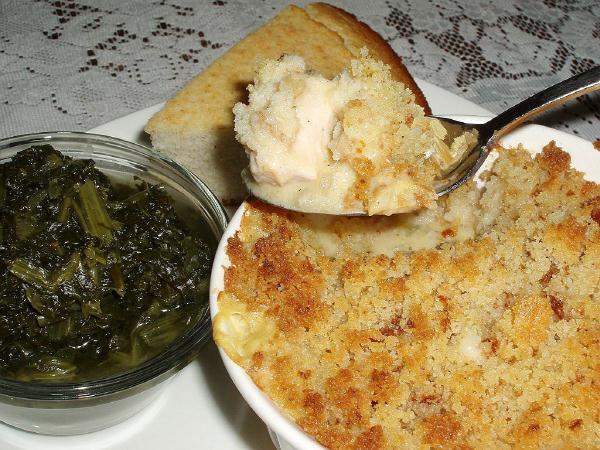 Like or share Cornbread Chicken Casserole on Facebook