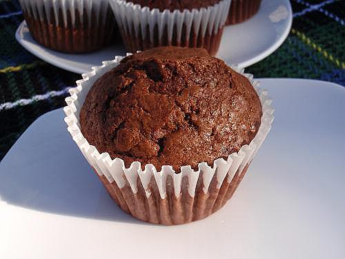 chocoate chip muffins