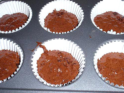 recipe for chocolate chip muffins