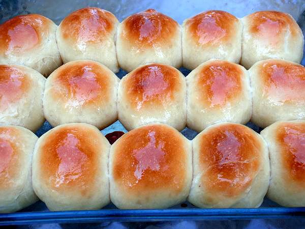 recipe for dinner rolls