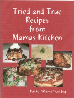 tried and true recipes, cooking help
