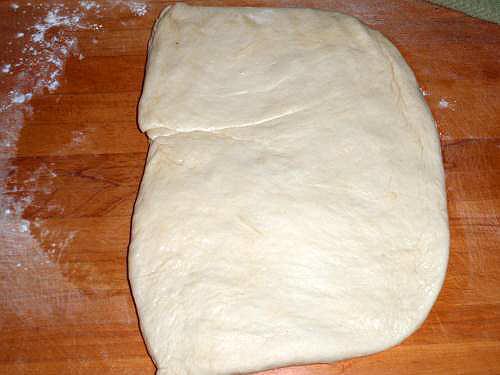forming bread