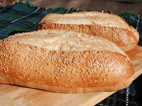 Crusty Bread recipe