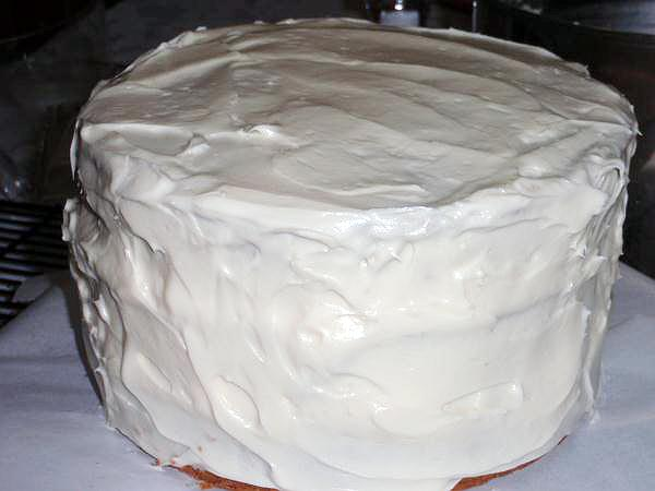 italian wedding cake recipe