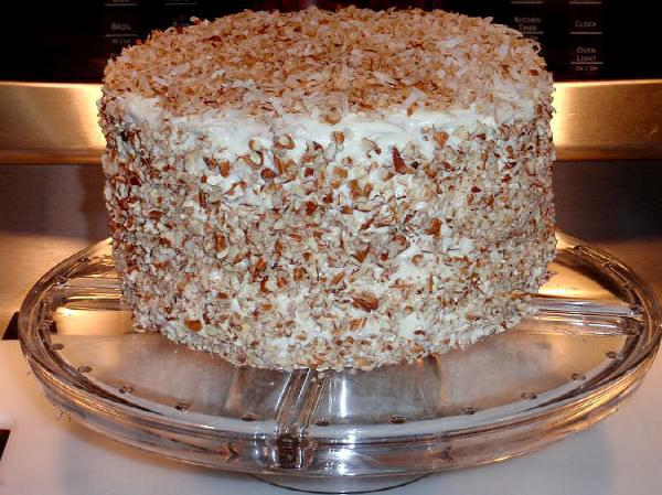 recipe for italian cream cake