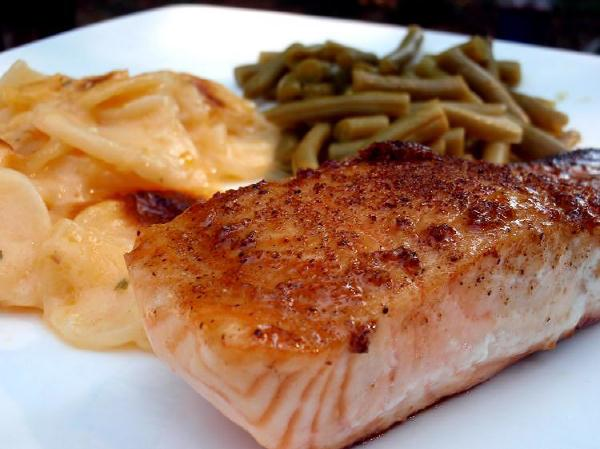 how to make salmon