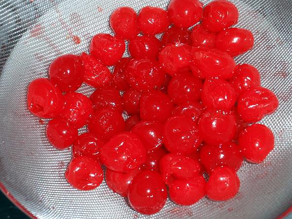 maranchino cherries