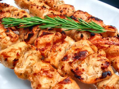 rosemary ranch chicken, grilled ranch chicken, ranch chicken