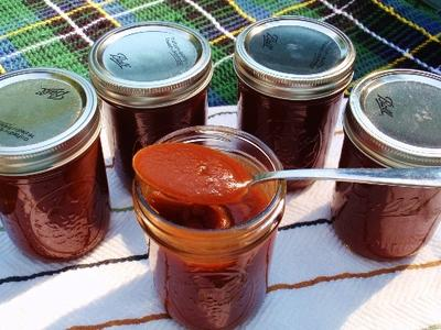 canning-apple-butter