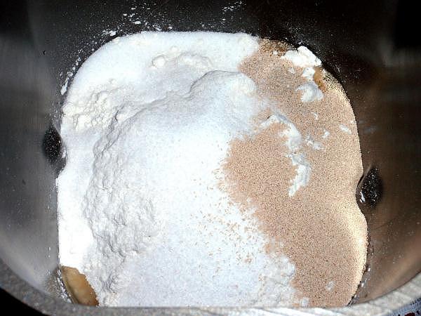 bread machine dinner roll recipe