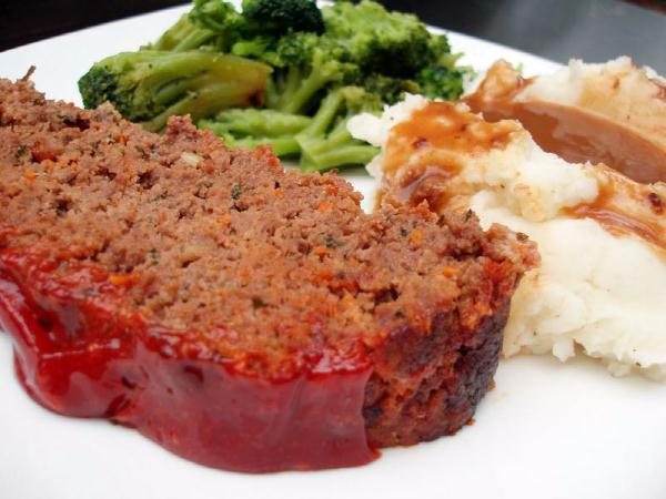 grilled meatloaf