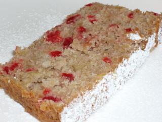 nut bread, tropical fruit bread